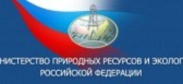 Министерство природных ресурсов и экологии РФ