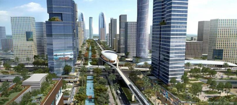 екология городов россии
